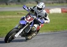 Trofeo Yamaha SM. Siamo scesi in pista con la YZ 450 SM
