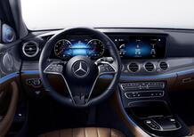 Mercedes Classe E Coupé e Cabrio 2020: uno sguardo agli interni