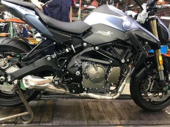 The Strontium, interessante Ducati Monster turbo - InMoto