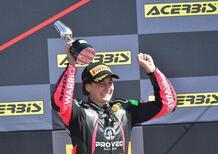 """Ana Carrasco: """"Il mio obiettivo è correre in Supersport ed in Superbike"""""""
