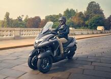 Yamaha Tricity 300, annunciato il prezzo