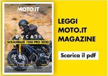 Magazine n° 428, scarica e leggi il meglio di Moto.it