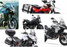 Moto, consigli per gli acquisti: 10 crossover nuove sotto i 10 mila euro