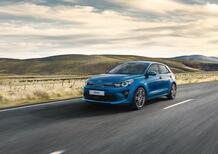 Kia Rio restyling 2020, nuovo look e motore mild hybrid