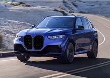 BMW X5, doppio rene enorme anche per il SUV? Un rendering la immagina così