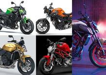 Moto, consigli per gli acquisti: 5 naked usate sotto i 5.000 euro. Guidabili con patente A2!