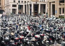 Italia: moto cresciute più delle auto. Liguria la regione più motociclistica