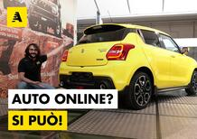 Abbiamo comprato un'auto online. Ecco com'è andata [Video]