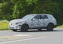 Nuovo SUV Mercedes, Ecco il GLC 2022 di seconda generazione: più lungo