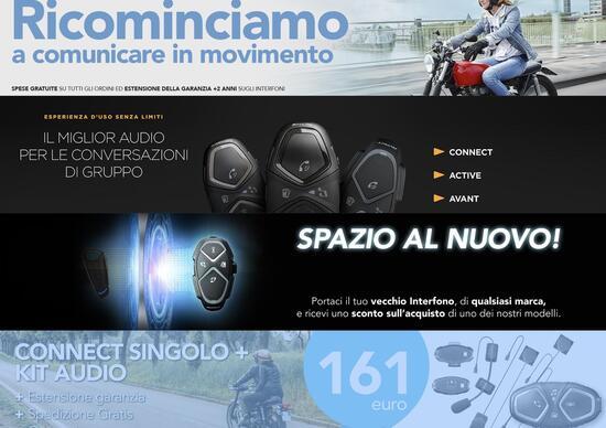 Interphone: promozioni giugno
