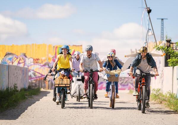Raddoppiano i fondi per il Bonus bici. Ma come si fa ad ottenerlo?