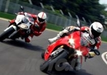 BMW S1000RR VS Ducati Panigale 1199S