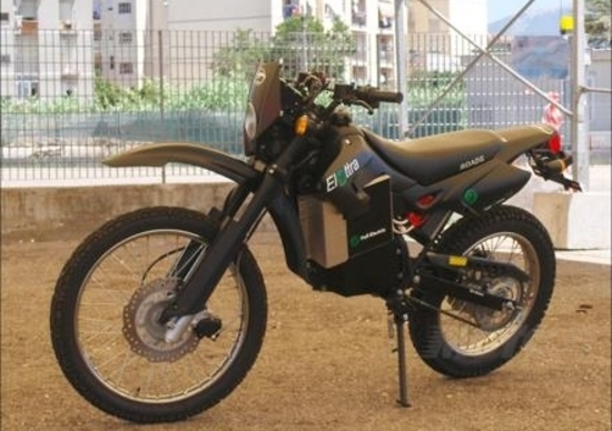 Rondine Elettra: offroad full electric