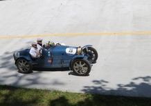Mille Miglia 2016 a Monza: premiata la Bugatti T37 del 1926