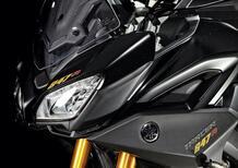 Yamaha Tracer 847R: special extra dark [AGGIORNATO]