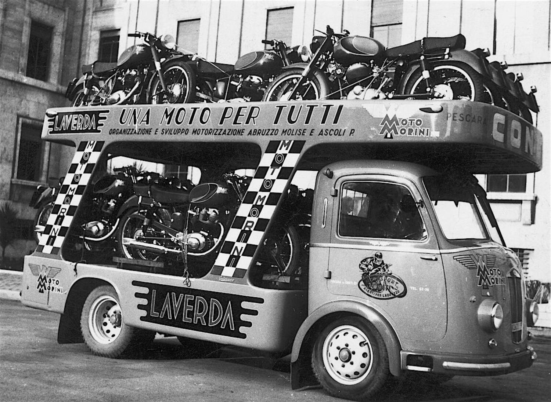 Come si progettavano le moto senza il computer?