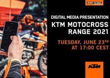 KTM SX Cross 2021: la diretta dell'evento di presentazione [VIDEO]