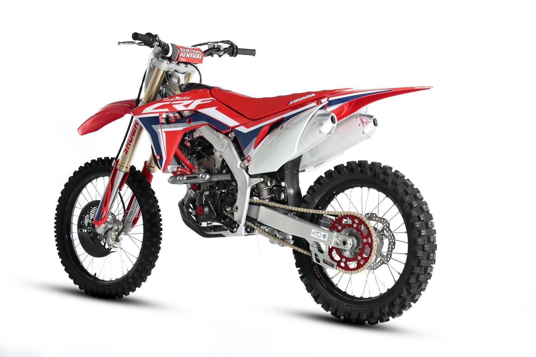 Honda RedMoto: CRF 250R Carbon Edition e Carbon Edition Pro