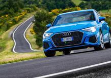 Audi A3 Sportback 2020 | Fuori i muscoli! Prova test drive su strada [Video]