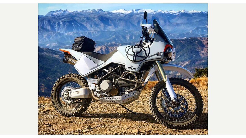 Adventure Ducati, la Desert X di Walt Siegl Motorcycles
