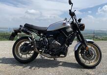 Yamaha XSR 700 XTribute TEST: e se la diamo a uno smanettone?