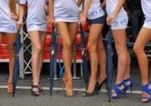 Le girls del GP della Repubblica Ceca