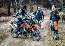 Corsi enduro e maxienduro di In moto col Gigi: ecco le novità 2020