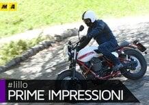 Moto Guzzi V7-II Stornello: il video della nostra prova