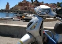 Turismo low cost. All'Isola d'Elba con l'Honda SH 125