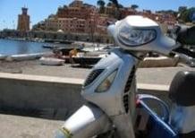 Turismo low cost. All'Isola d'Elba con l'Honda SH 125