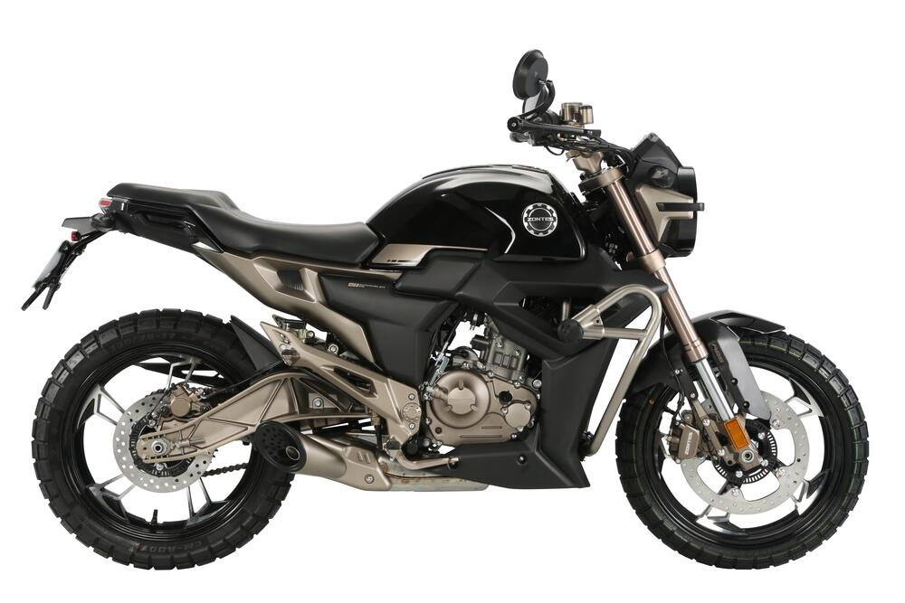 Zontes ZT125-U (2020 On) • For Sale • Price Guide • The Bike Market