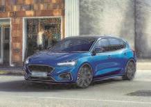 Ford Focus: arriva il mild hybrid 48V da 125 e 155 CV
