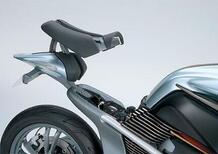 Suzuki brevetta una moto ibrida modulare