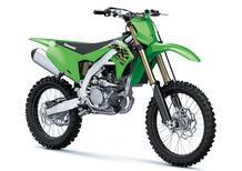Kawasaki KX250 e KX450, le nuove Cross 2021
