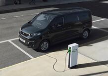 Peugeot e-Traveller: il monovolume diventa elettrico