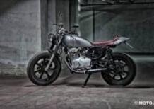 Le strane di Moto.it: Yamaha XS400 Flat Jap
