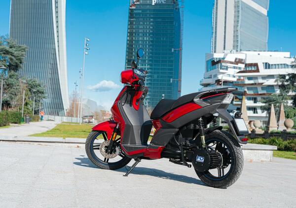 FD Motors: 2 ruote alte a zero emissioni