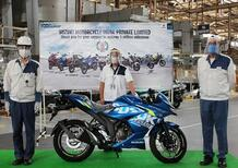 Suzuki. 5 milioni di moto in India