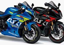 Suzuki GSX-R 1000R. Nuove colorazioni dal Giappone