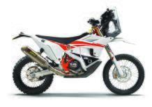 KTM 450 Rally Replica. Ecco la 2021