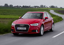 Audi A3 restyling 2016 [Video prime impressioni]