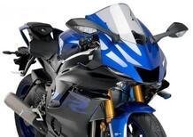 Yamaha YZF-R25M, la quattro cilindri 250 rivale della Kawasaki ZX-25R?