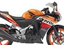 Honda CBR 250R, anche in livrea Repsol