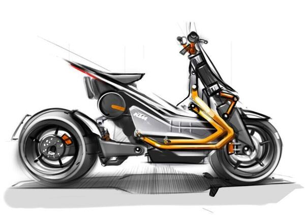 KTM, Bajaj e la nuova piattaforma EMotion