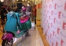 La Vespa alla Vogue Fashion's Night Out per l'Emilia Romagna