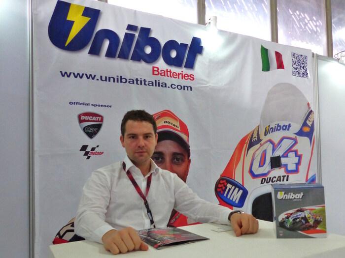 Alessandro Annoscia, Unibat