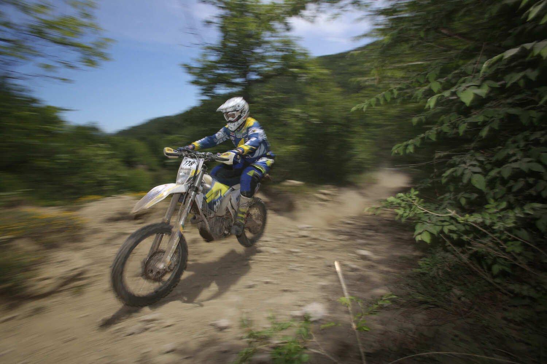 Trofeo Enduro Husqvarna 2016, 2a tappa a Dego