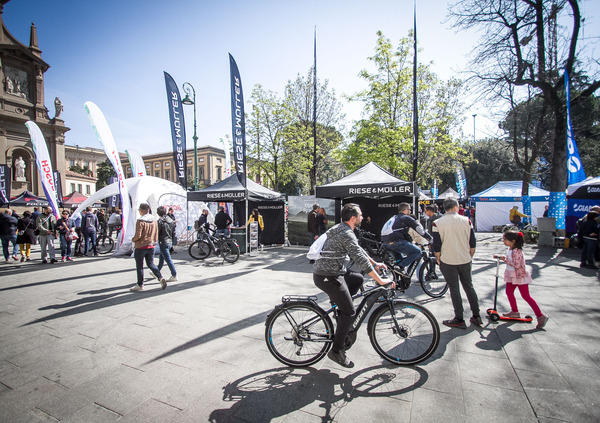 BikeUp, annullata ledizione 2020
