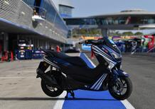 Yamaha NMAX 155 scooter ufficiale della Superbike