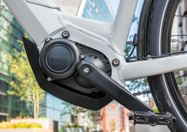 Yamaha lancia il suo nuovo motore eBike: più potente e più leggero